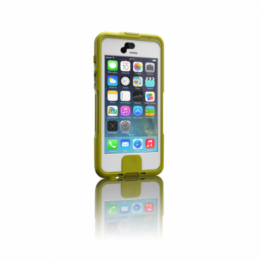 Shockproof Waterproof IP68 Rated Case for iPhone 5 / 5s in Green