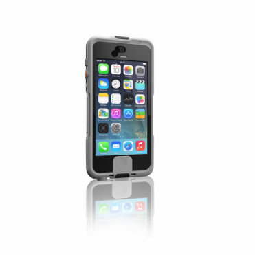 Shockproof Waterproof IP68 Rated Case for iPhone 5 / 5s in Grey