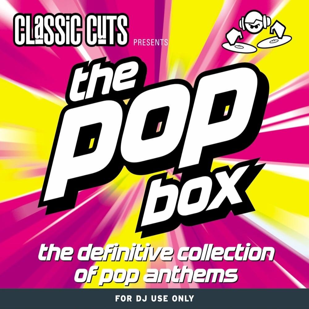 Classic Cuts Presents The Pop Box 4 X Cd Box Set Pop Urban Indie