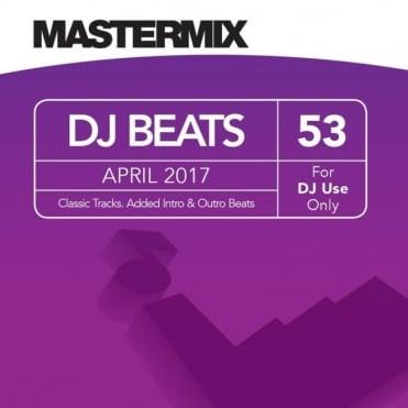DJ Beats Vol 53 Party Music CD