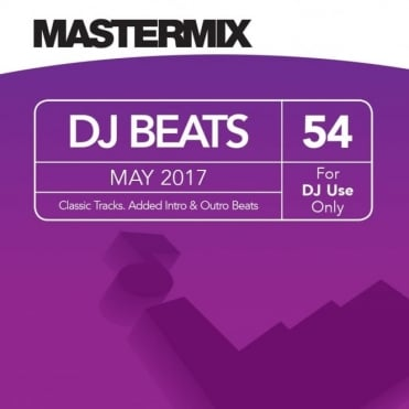 DJ Beats Vol 54 Party Music CD