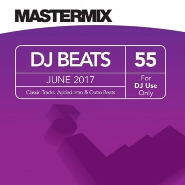 DJ Beats Vol 55 Party Music CD