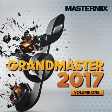 Grandmaster 2017 Part 1 & DJ SET 33 Chart Music Megamix CD Set
