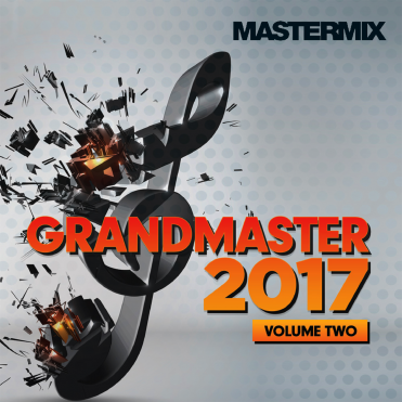 Grandmaster 2017 Part 2 & DJ SET 34 Chart Music Megamix CD Set