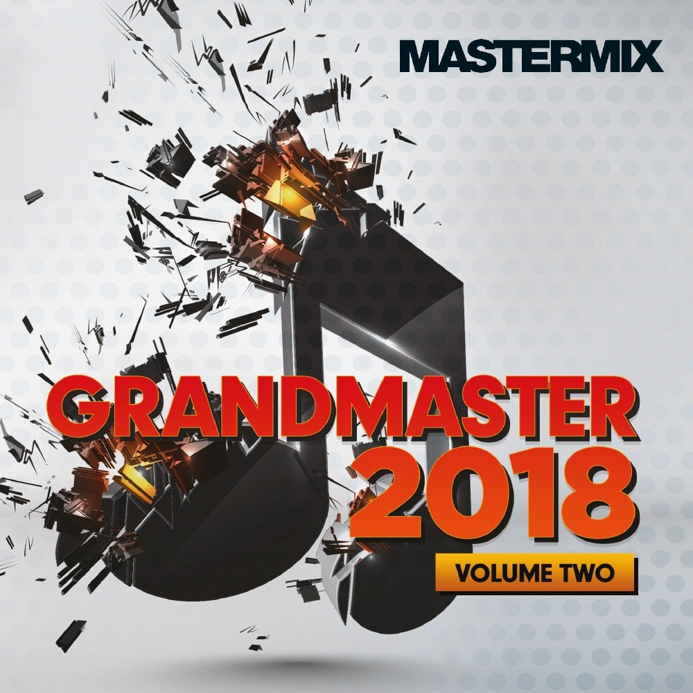 Grandmaster 2018 Part 2 & DJ SET 36 Chart Music Megamix CD Set