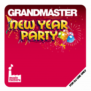 Grandmaster New Year Party Continuous Megamix DJ CD