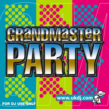 Grandmaster Party Continuous Megamix DJ CD