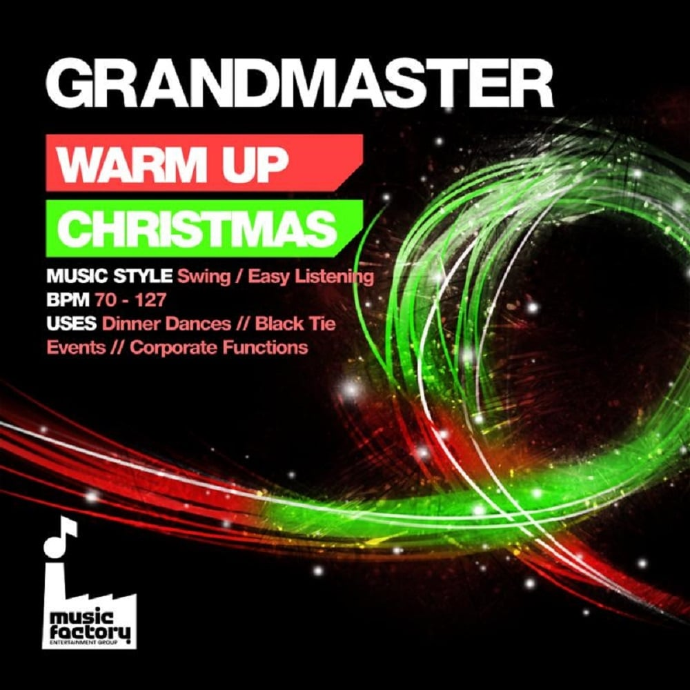 Christmas Music Mixes.Grandmaster Warm Up Christmas Dj Continuous Music Mix Cd