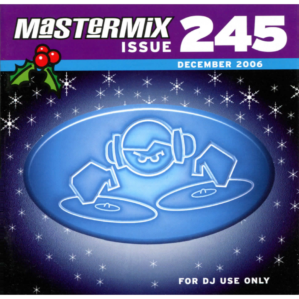 Mastermix Issue 245 Dj Music Double Cd Mixes