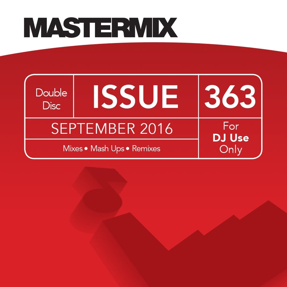 Issue 363 Double DJ CD Set inc Mixes