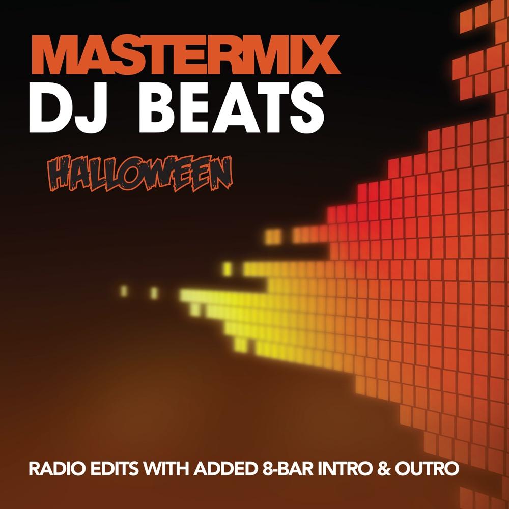 Mastermix DJ Beats halloween Party Music CD