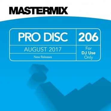 Pro Disc 206 DJ CD Radio Edit Chart Music Disc