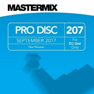 Pro Disc 207 DJ CD Radio Edit Chart Music Disc