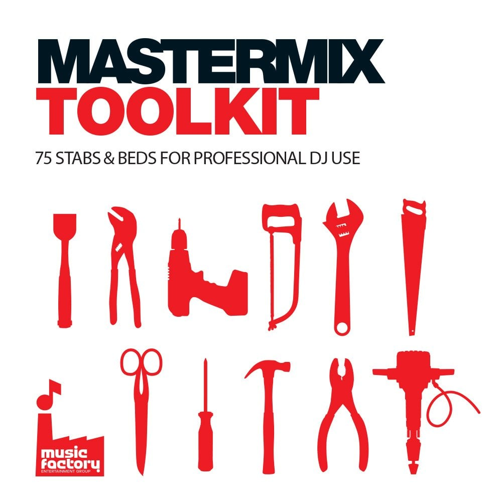 ToolKit 75 Music Clips for Professional DJs'