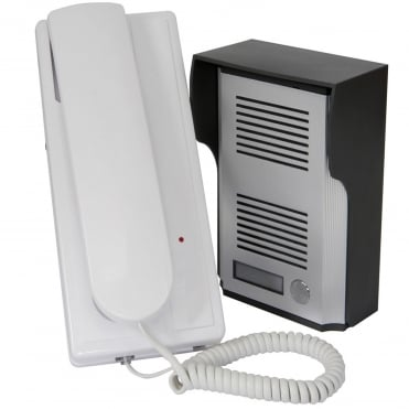 2.4GHz Wireless Door Phone Intercom IP44 Rated