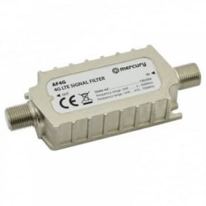4G LTE In-Line Signal Filter Eliminates Interference & Channel Loss