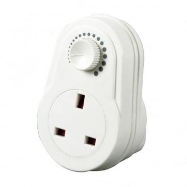 DMR-1 Mains Lamp Light Dimmer Plug Socket Switch