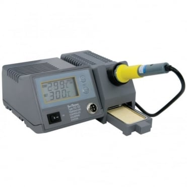 High Power 48w Professional Thermostatic Digital Solder Iron Station 150-420°C