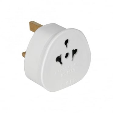 World to UK Travel Adaptor 13A
