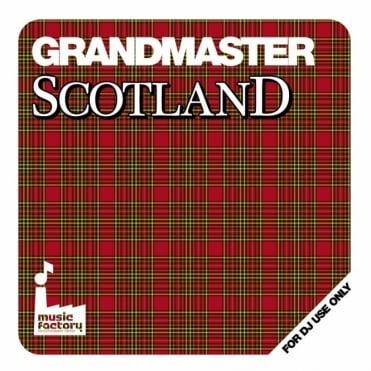 Grandmaster Scotland Megamix Music DJ CD