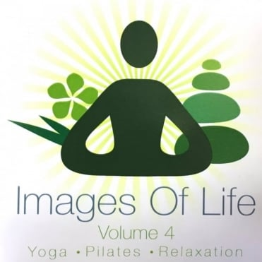 Images Of Life 4 Spirit & The Water - Yoga Pilates Music PPL PRS Licence Free CD