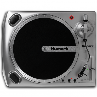 DJ Deck Turntable with USB Audio Interface Anti-Skate Control
