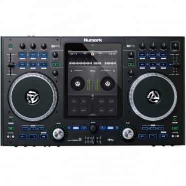 iDJ PRO Premium DJ iPad Conrtoller - Bluetooth / Airplay Compatible