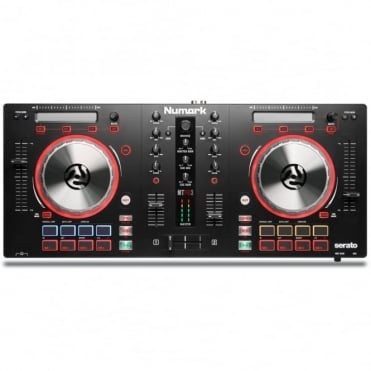 Mixtrack Pro III Performance Serato DJ Intro Software Controller - MIDI - USB