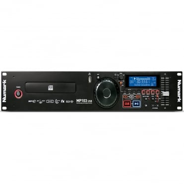MP103USB Professional MP3 CD Player inc USB Drive Support