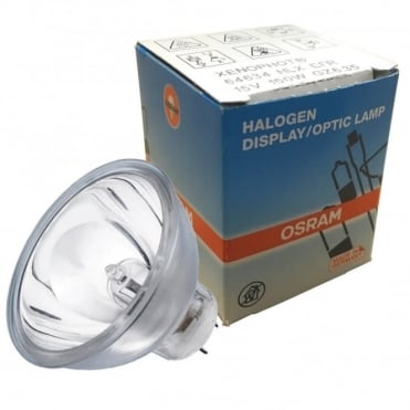 A1/232 Halogen Lamp with Reflector MR16 64634 HLX ERF GZ6.35 15v 150w