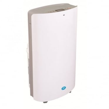 15000 BTU per Hour Portable Remote Control Air Conditioner with Timer