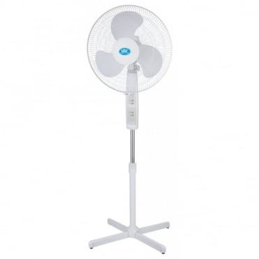 """16"""" (40 cm) Pedestal Fan with Remote Control and Timer"""