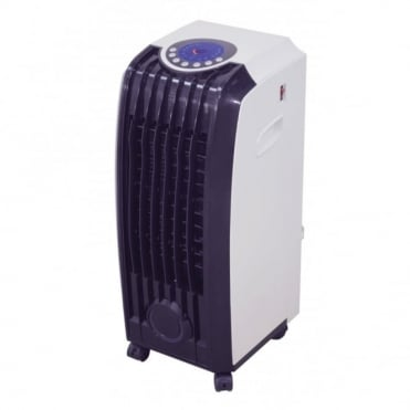 2-in-1 Air Cooler and Ceramic Heater Inc Remote