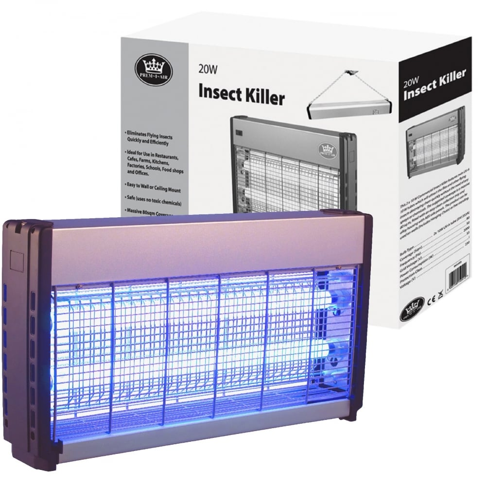 Prem-i-air 12W High Powered Insect Killer