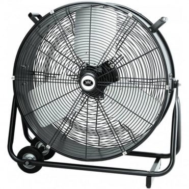 "24"" ( 61cm ) Portable Metal Drum Fan"