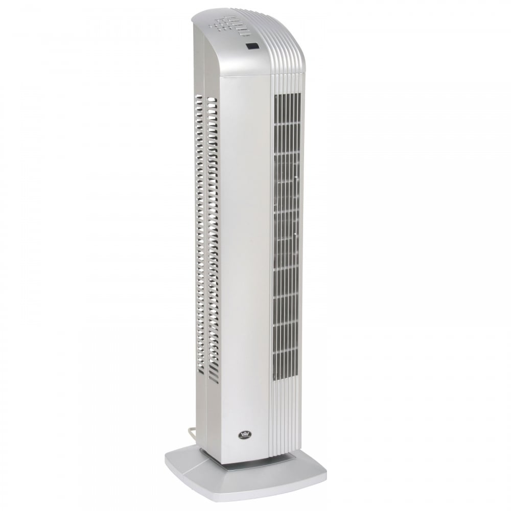 3 speed tower oscillation fan with timer and remote control. Black Bedroom Furniture Sets. Home Design Ideas