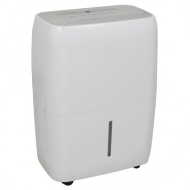 30L Compressor Moisture Absorbing Dehumidifier with 4.7L Tank Capacity and Timer