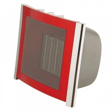 Elite PERCB3200 Ceramic Heater 2Kw with Adj Thermostat & Safety Cut-Out