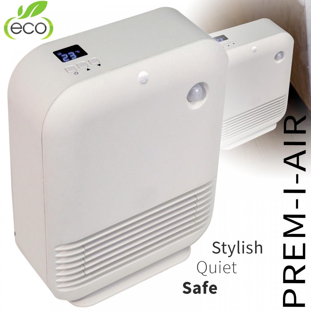 PremIAir KW Electric Fan PTC Heater - Heated floor timer