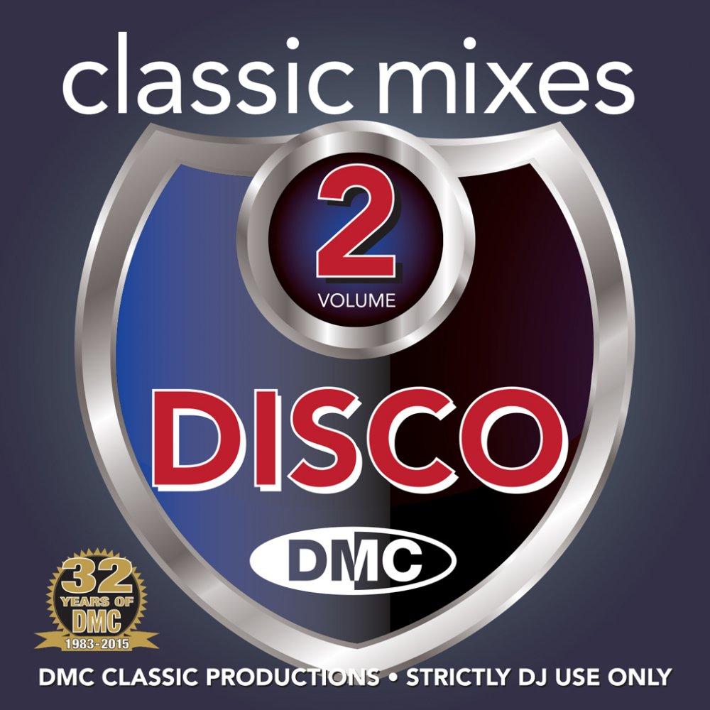 Details about DMC Classic Mixes - I Love Disco Volume 2 Music CD Megamixes  & Remix