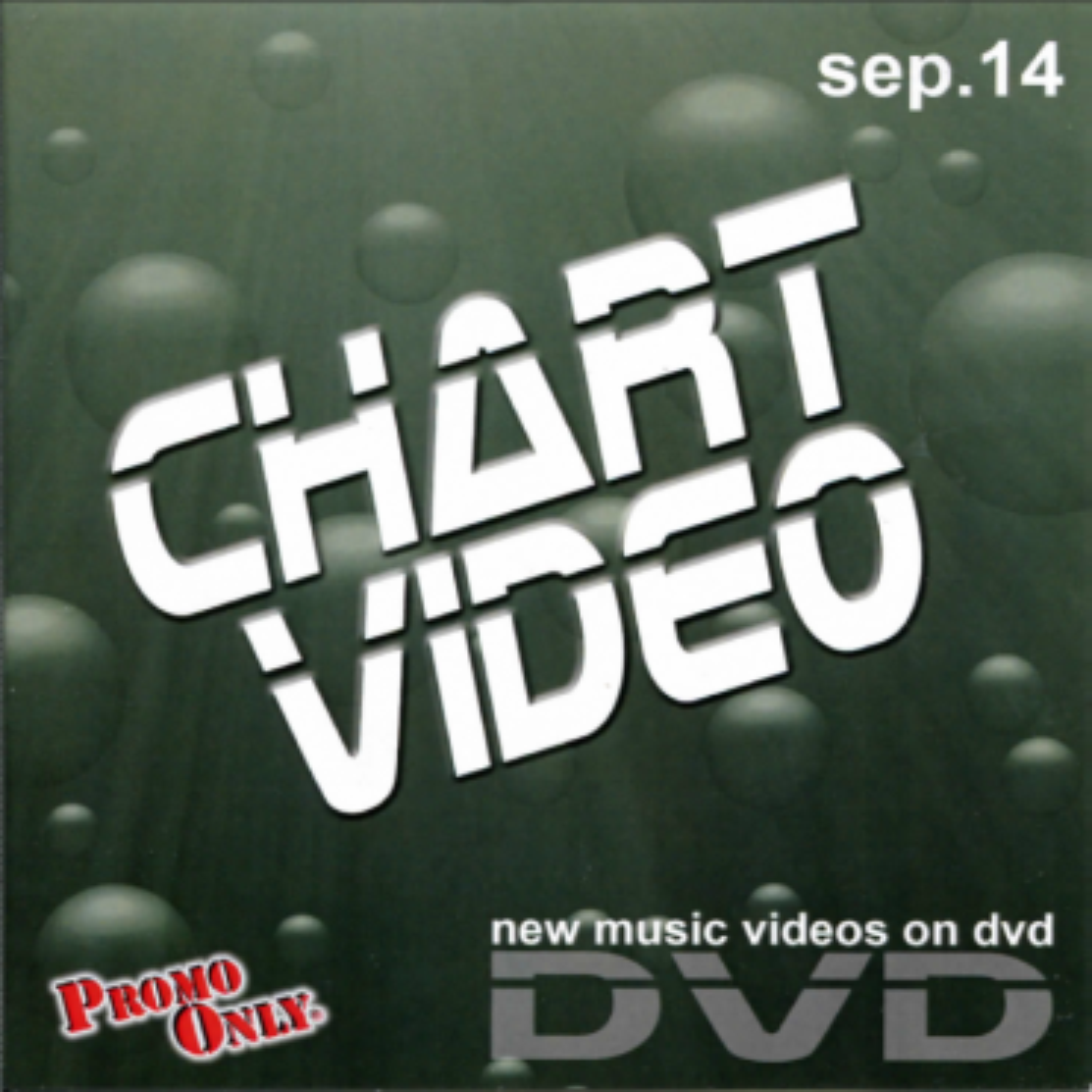 Chart DVD Music Video Lastest Music September 2014 Edition