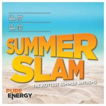 Summer Slam Aerobics Fitness Music CD