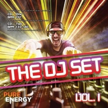 The DJ Set Vol 1 Double Aerobics Fitness Music CD