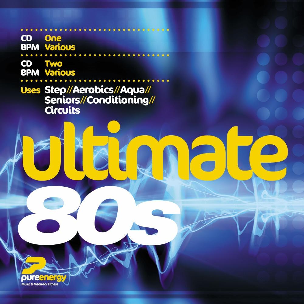 Pure Energy Pure Energy Ultimate 80s Aerobics Fitness Music CD