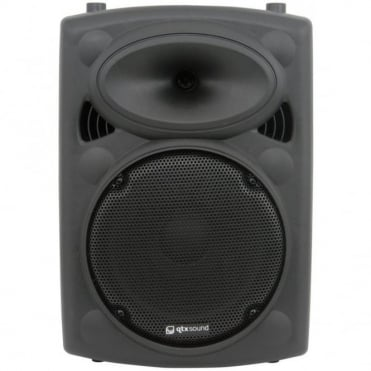 "QR Series Passive Moulded PA Speaker Box 10"" 150w RMS"