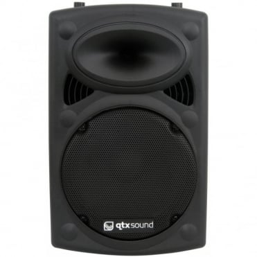 "QR Series Passive Moulded PA Speaker Box 12"" 200w RMS"