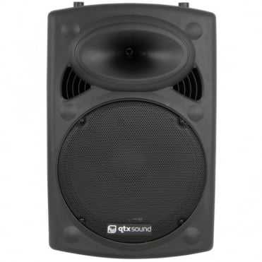 "QR Series Passive Moulded PA Speaker Box 15"" 250w RMS"