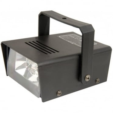20W Mini Strobe High Light Intensity with Adjustable Flash Rate
