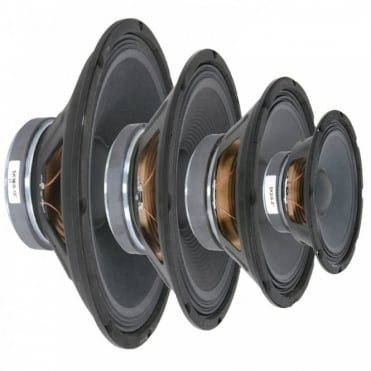 "8 Ohms Replacement Speaker Drivers 8"" 10"" 12"" 15"" 100w - 250w RMS"
