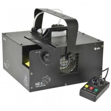 HZ-3 700W Haze Machine inc Timer Remote 2 Channel DMX